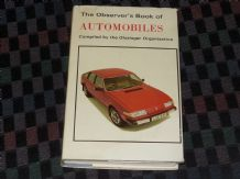 OBSERVERS BOOK OF AUTOMOBILES (1977)